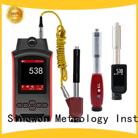 certificated portable hardness tester personalized for precision industry