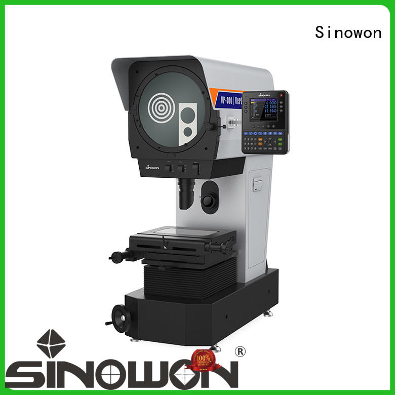 Sinowon optical measurement personalized for small areas