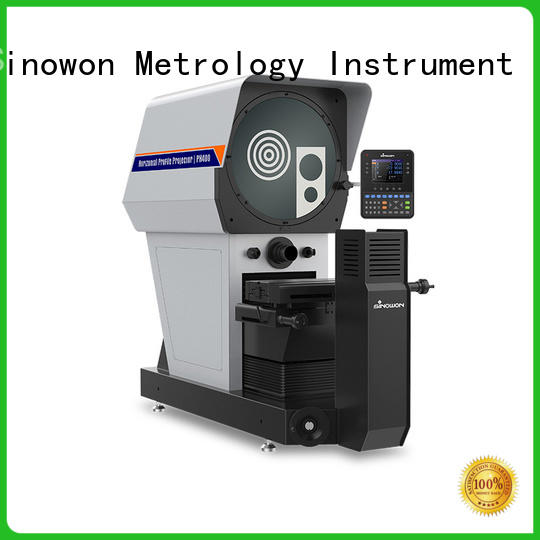 Sinowon digital profile projector manufacturer for commercial