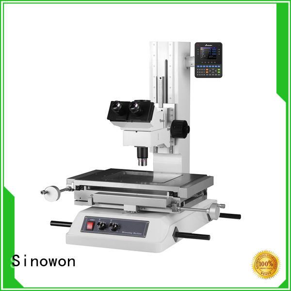Sinowon toolmakers microscope design for cast iron