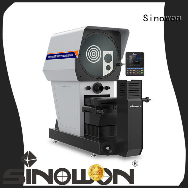Sinowon quality profile projector manufacturer for commercial