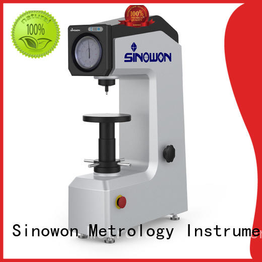 Sinowon hot selling rockwell hardness conversion customized for thin materials