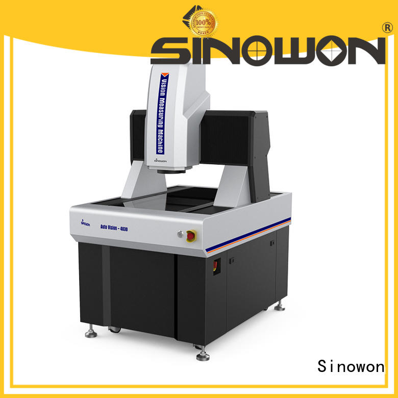 Sinowon quality vision system for measurement customized for commercial