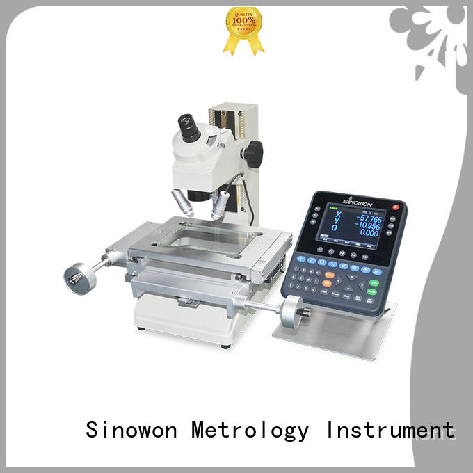 efficient toolmakers microscope with good price for cast iron