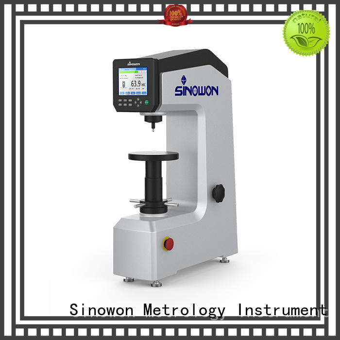 hot selling hardness testing equipment from China for small areas Sinowon