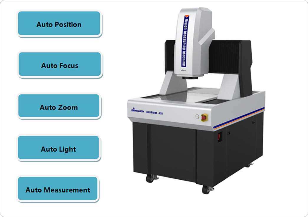 Sinowon video measuring machine from China for industry-1