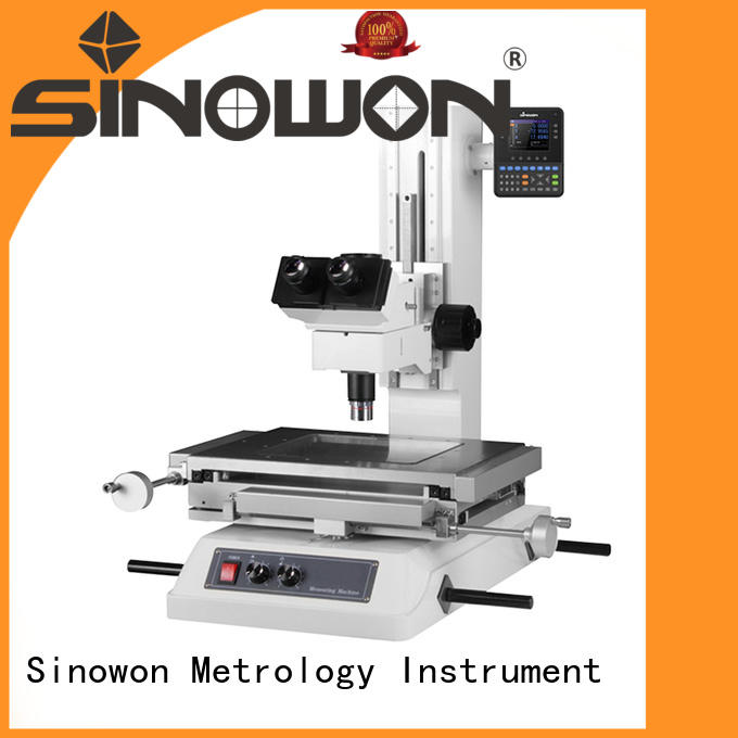 Sinowon digital toolmakers microscope inquire now for soft alloys