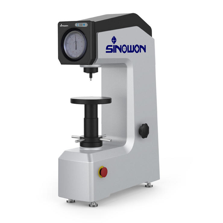 Sinowon digital rockwell hardness machine from China for small areas