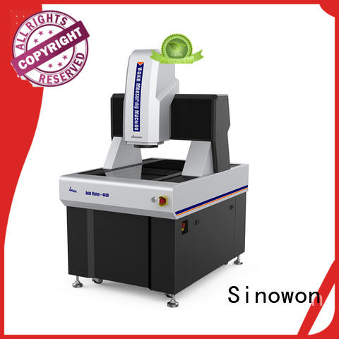 Sinowon metrology equipment from China for industry