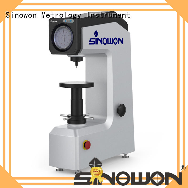 Sinowon durable hardness test from China for small parts