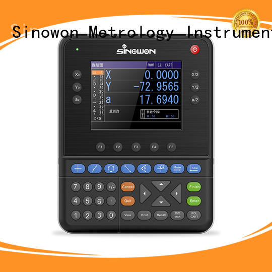 Sinowon digital readout factory price for cast iron