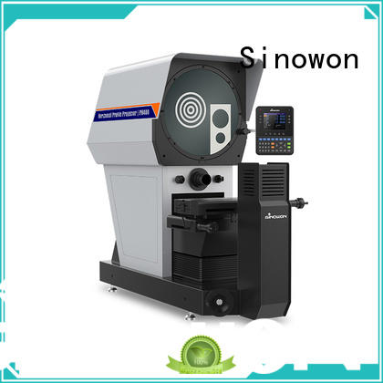 Sinowon reliable profile projector least count from China for commercial