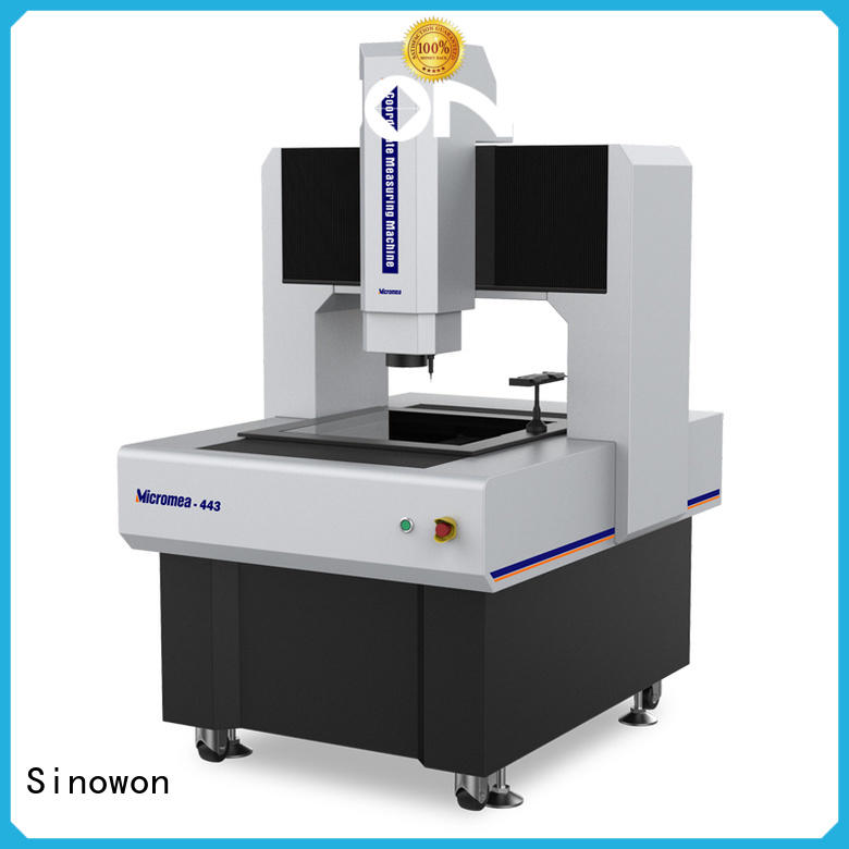 Sinowon measuring machine series for small areas