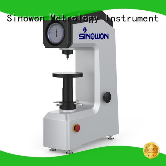 Sinowon reliable rockwell hardness conversion series for small parts