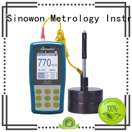 Sinowon Brand pressure vessel steam generator mobile hardness tester