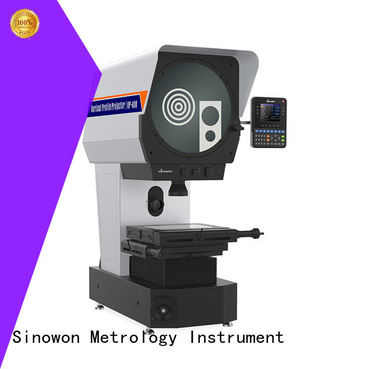 Sinowon certificated vertical projector factory price for small parts