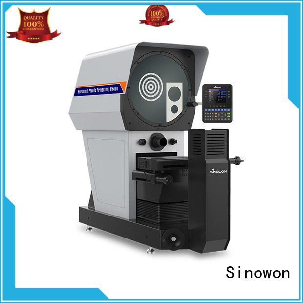 Sinowon digital optical projector series for precision industry