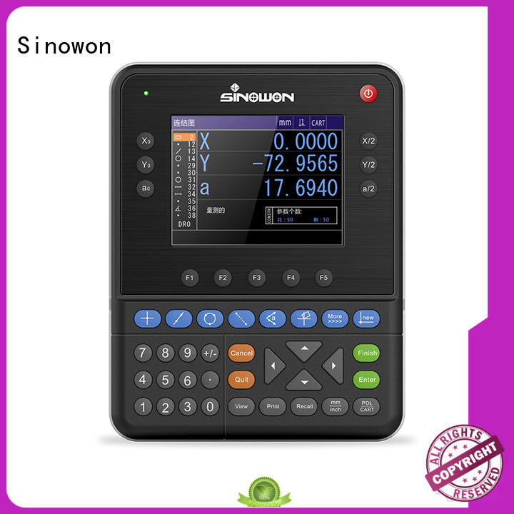 long using life silicone touch button electronic linear scale Sinowon Brand