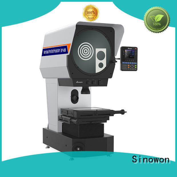 Sinowon sturdy optical comparator factory price for small parts