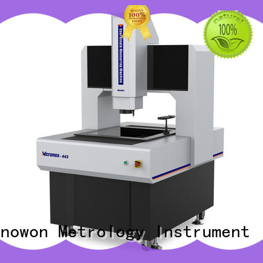 Sinowon multisensor measuring machine manufacturer for thin materials