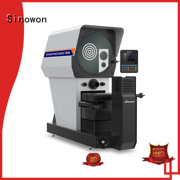 Sinowon durable profile projector least count series for precision industry