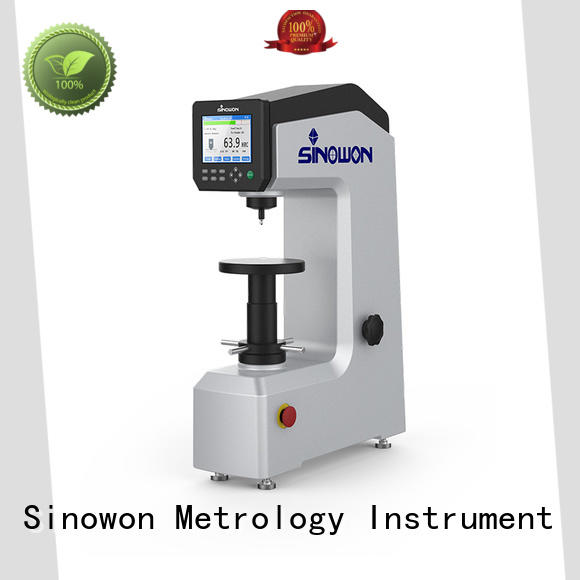 Sinowon quality hardness testing machine series for measuring