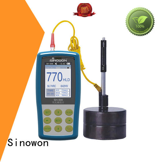 steam generator die cavity mobile hardness tester pressure vessel Sinowon company