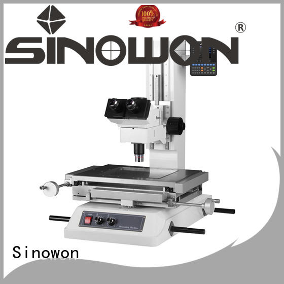 Sinowon approved toolmakers microscope with good price for soft alloys