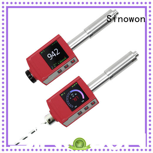 Sinowon stable portable hardness tester machine personalized for industry