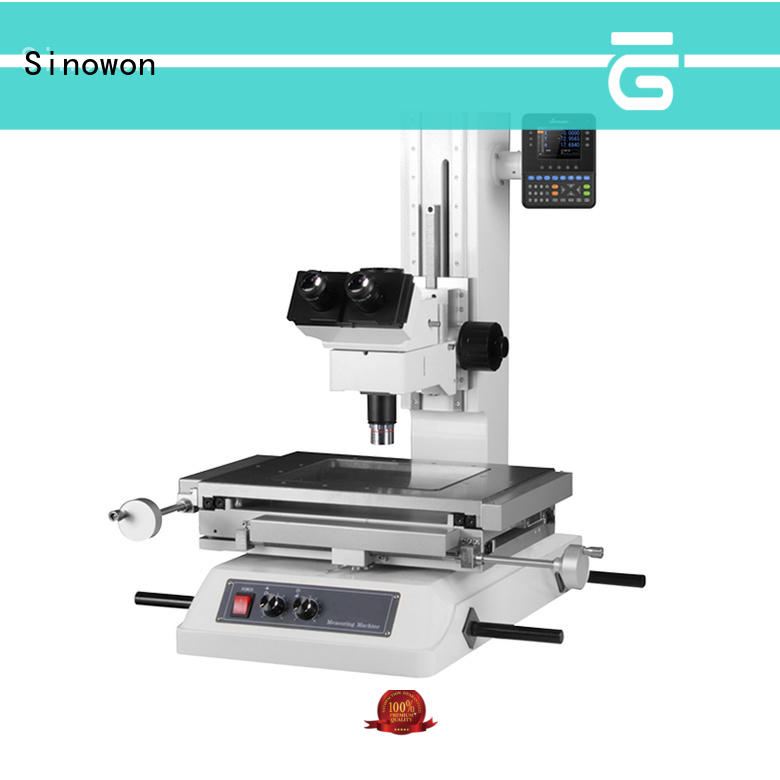excellent measuring microscope with good price for steel products