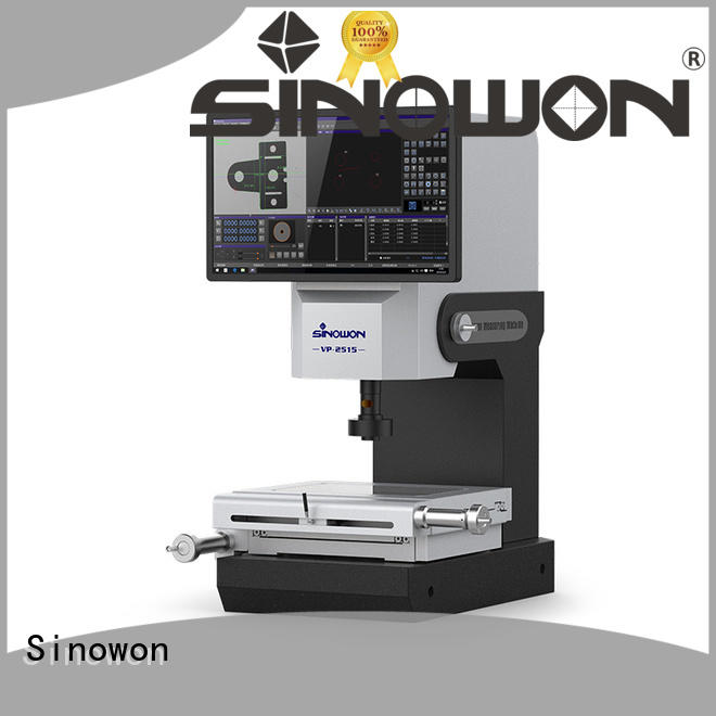 projector visual measurement manufacturer for small parts Sinowon