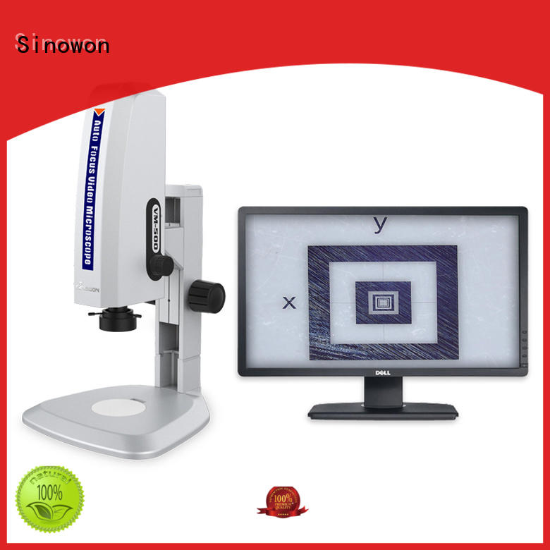 Sinowon digital microscope wholesale for steel products