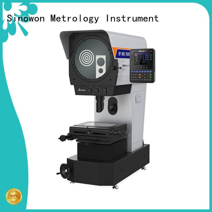 Sinowon optical measurement machine factory price for thin materials