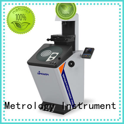 profile optical comparator supplier for measuring Sinowon