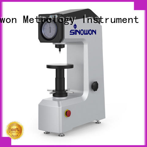Sinowon practical rockwell hardness examples series for small areas