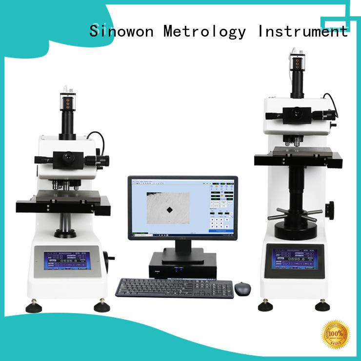 Sinowon hardness testing machine directly sale for small areas