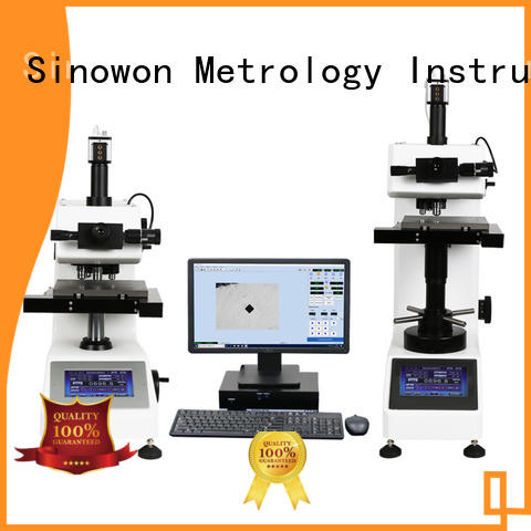 Sinowon automatic micro vicker hardness tester from China for small areas