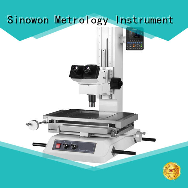 Sinowon approved Toolmakers Microscope with good price for steel products
