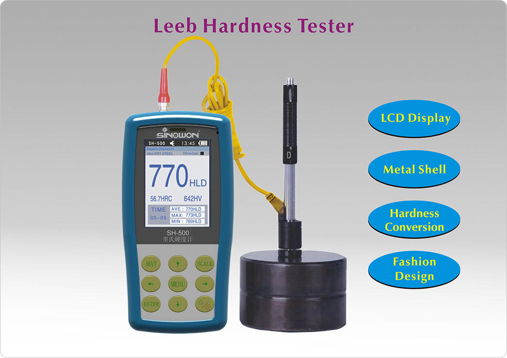 stable portable hardness testing equipment supplier for industry Sinowon-1