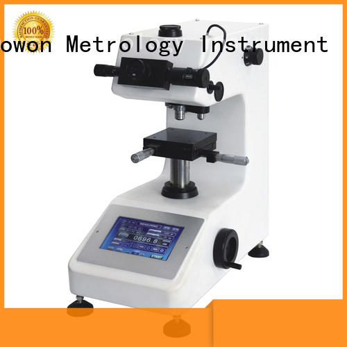 Sinowon quality micro vicker hardness tester customized for thin materials