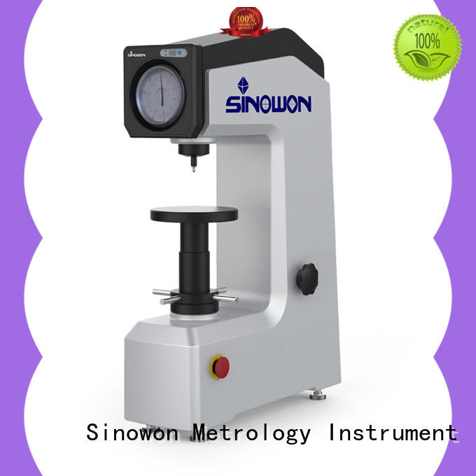 Sinowon rockwell hardness scale manufacturer for small parts