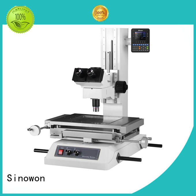 Sinowon excellent measuring microscope inquire now for soft alloys