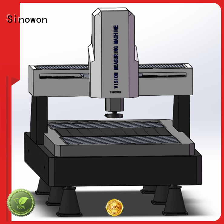 university optical inspection machines measuring Sinowon company