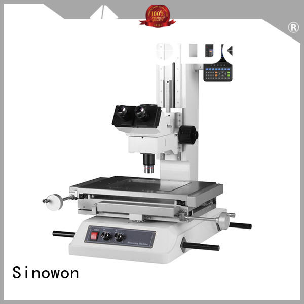 efficient measuring microscope factory for cast iron