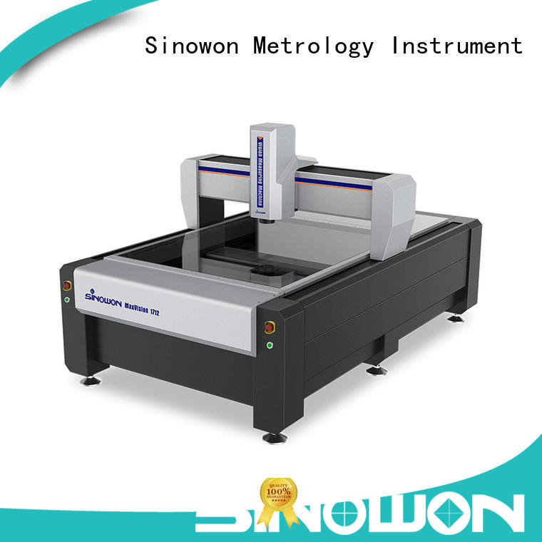 Sinowon video measuring system manufacturer for precision industry