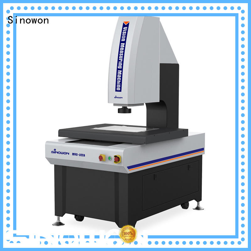 Sinowon autoscan vision system for measurement series for precision industry