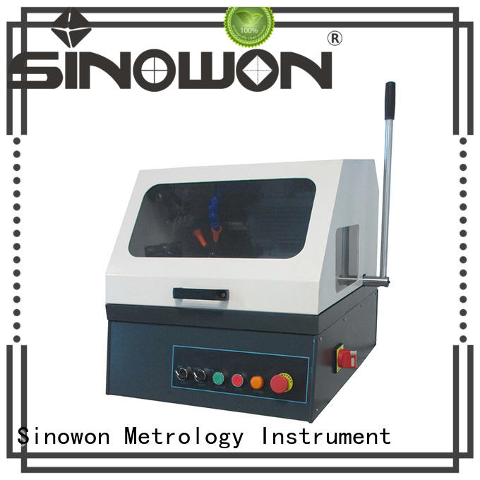 Wholesale simple operation metallographic polishing equipment stable Sinowon Brand