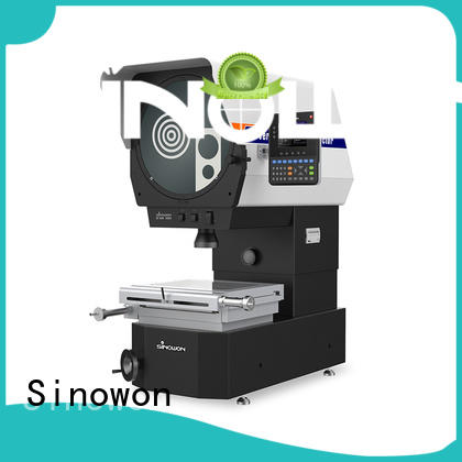 certificated optical profile projector personalized for small parts