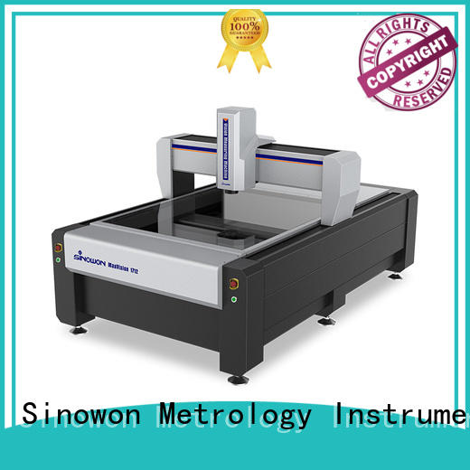 reliable metrology equipment customized for precision industry