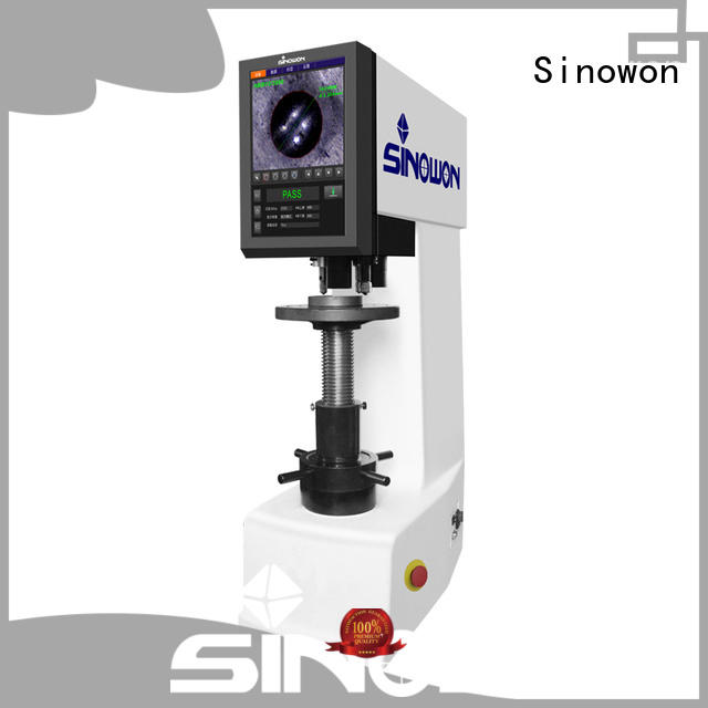 Sinowon brinell hardness number series for cast iron